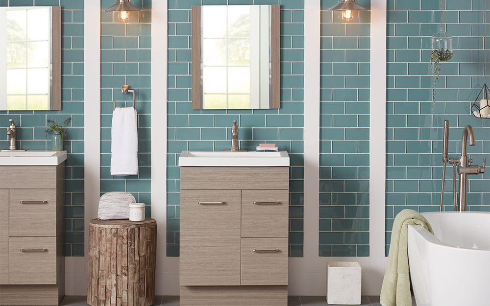 Bathroom Decor Ideas The Home Depot