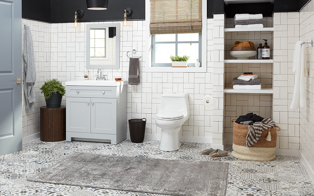 Bathroom Remodel Ideas - The Home Depot