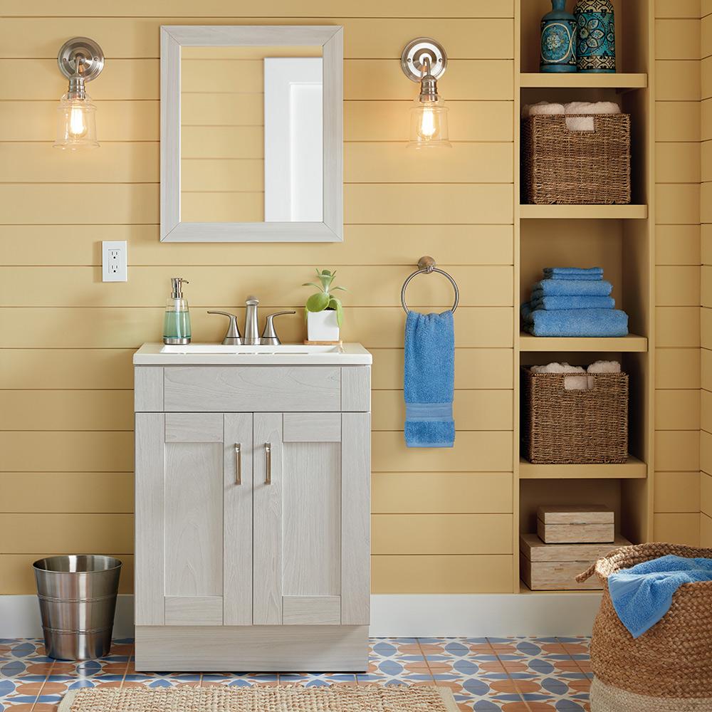 Home Depot Bathroom Ideas: Bathroom Storage Ideas