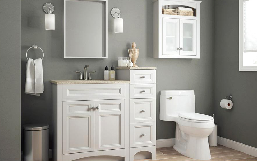 Bathroom Storage Ideas The Home Depot