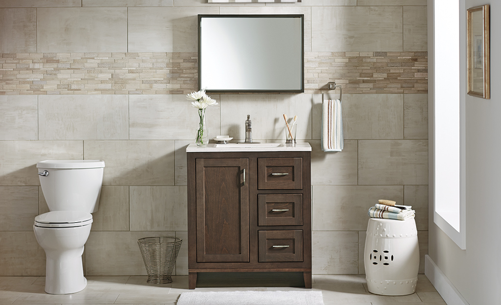 Bathroom Tile Ideas The Home Depot