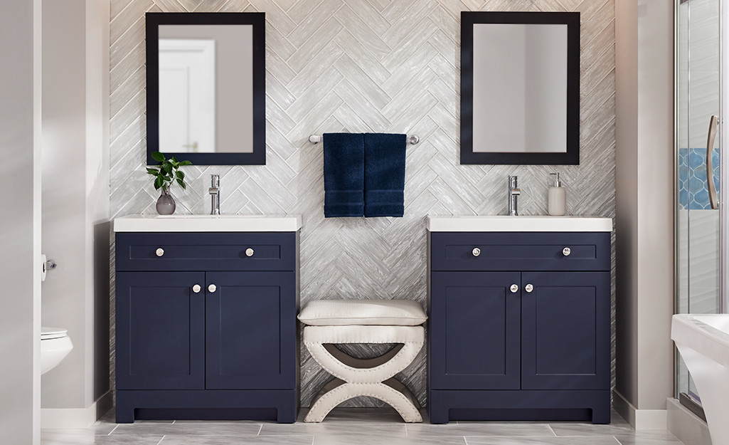 Bathroom Vanity Ideas The Home Depot