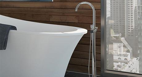 Freestanding Roman Tub Faucets