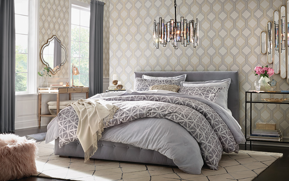 Bedroom Decor Ideas The Home Depot
