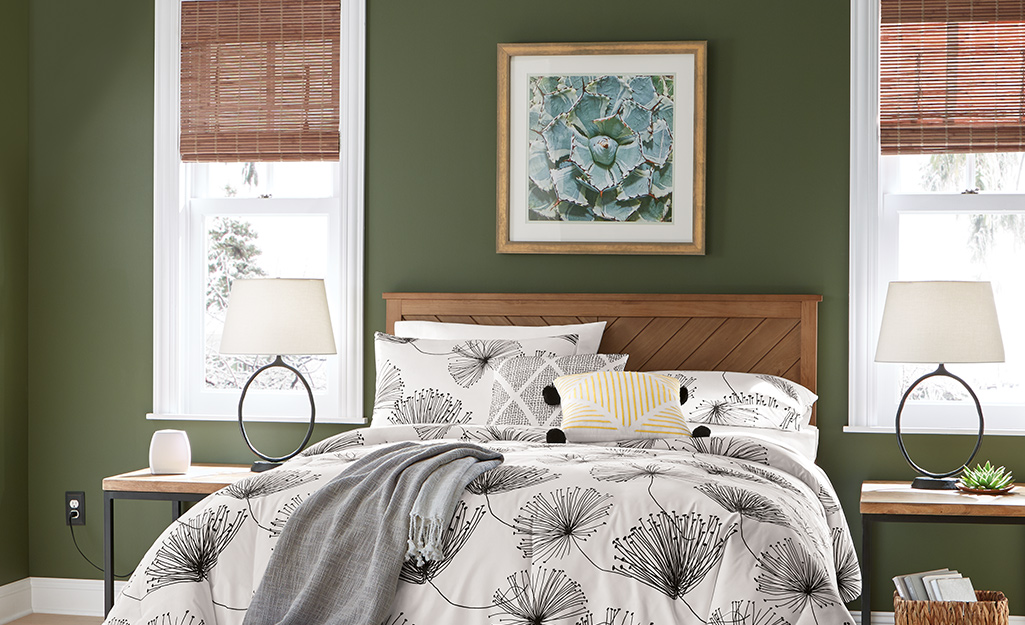 Bedroom Paint Ideas - The Home Depot