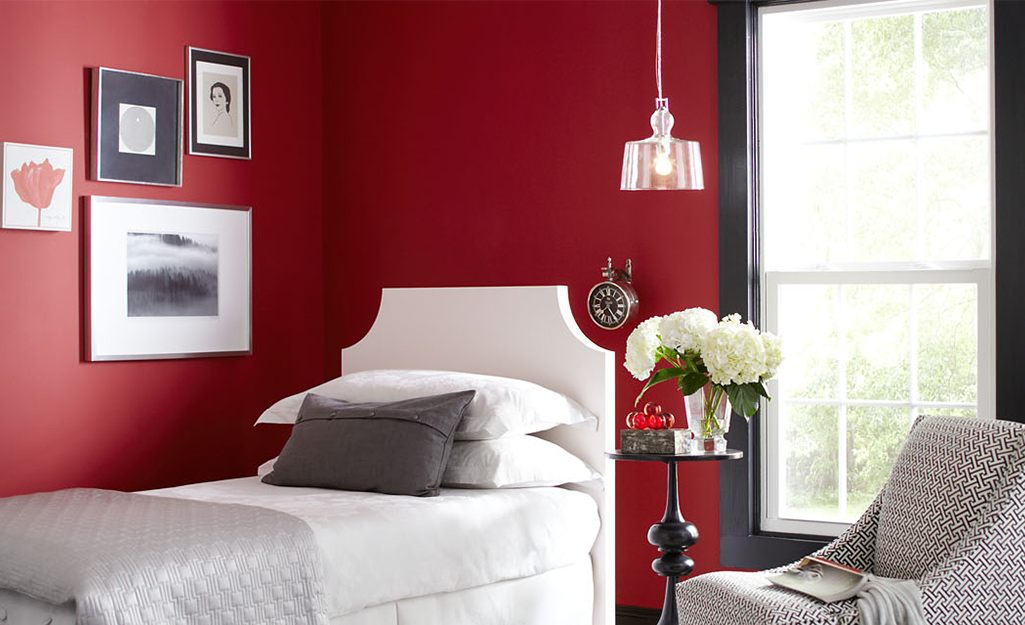 Bedroom Paint Ideas The Home Depot