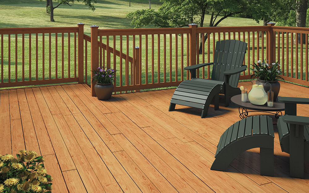 Benefits of Pressure-Treated Wood - The Home Depot