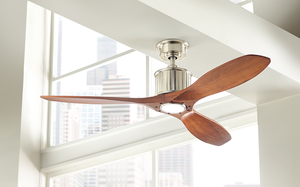 How To Choose The Best Ceiling Fan The Home Depot