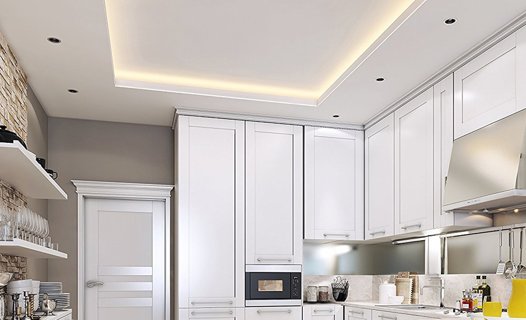 Picture of: Best Ceiling Lighting For Your Home The Home Depot