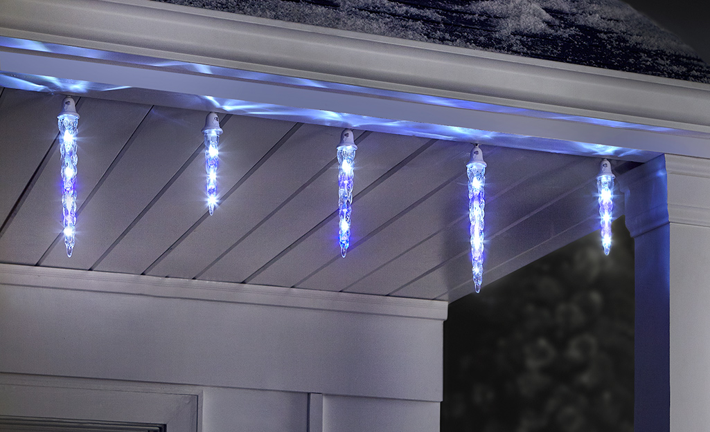 When Were The First Electric Christmas Lights Used.Best Christmas Lights For Your Home The Home Depot