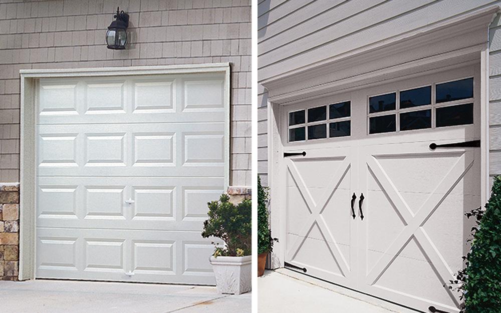 Best Garage Doors For Your Home The Depot
