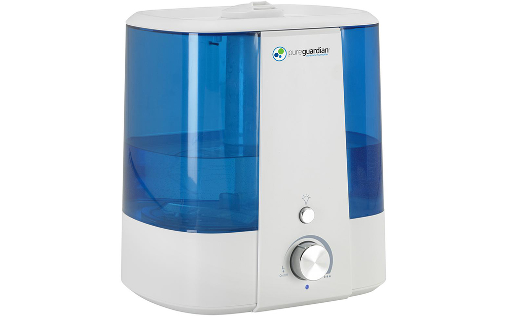 humidifier with Cool mist impeller features