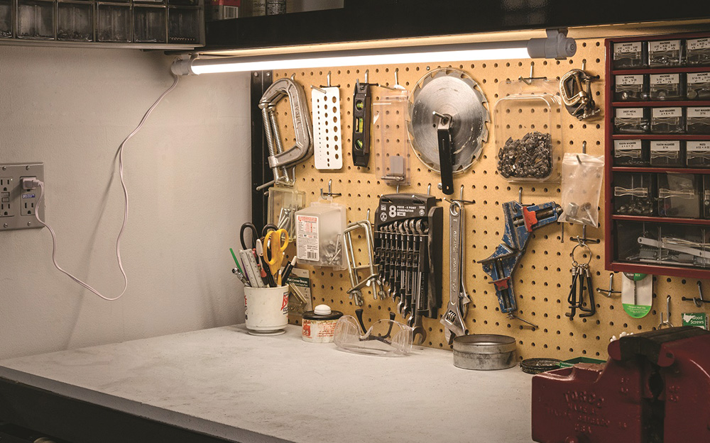How To Choose The Best Lighting For Your Garage Workshop