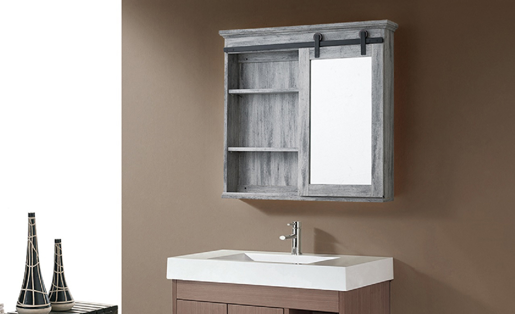 Picture of: Best Medicine Cabinets For Your Bathroom The Home Depot
