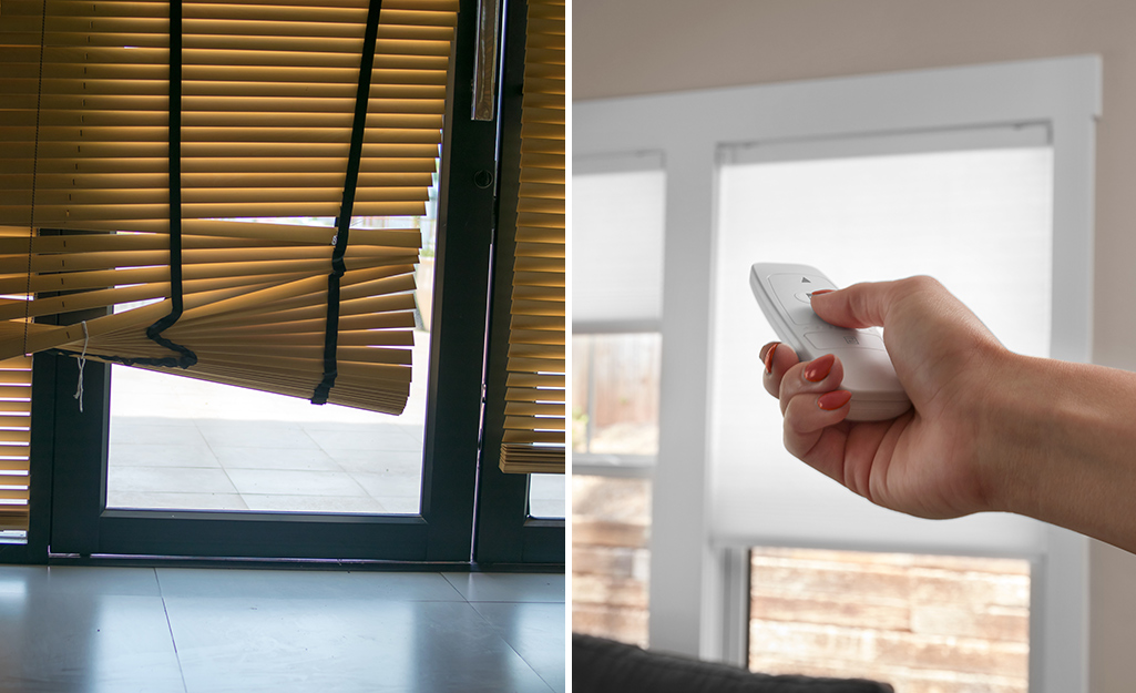 Best Motorized Blinds For Your Home The Home Depot
