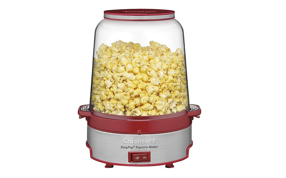 an oil popcorn popper