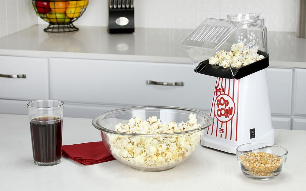 an air popcorn popper