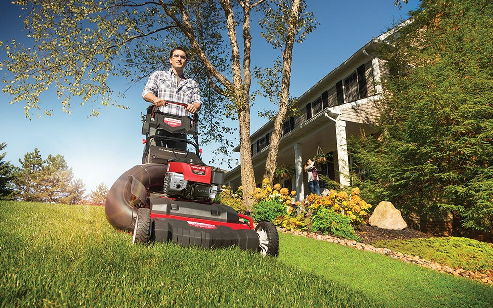 Best Push Mowers For Your Yard - The Home Depot