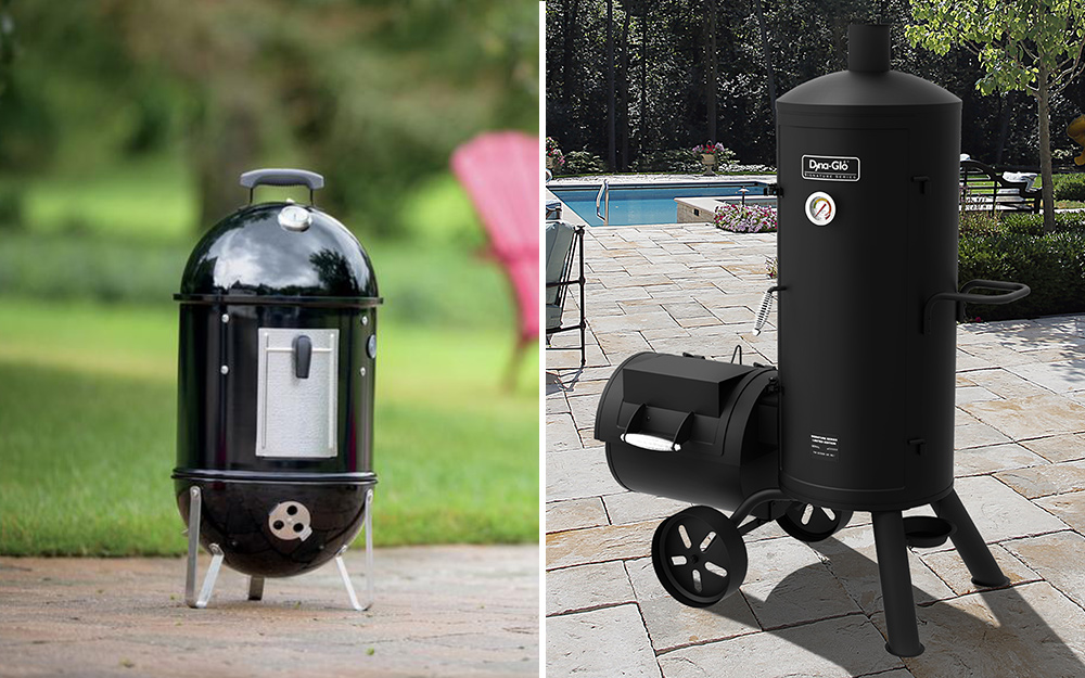 Best Smokers for the BBQ Enthusiast - The Home Depot