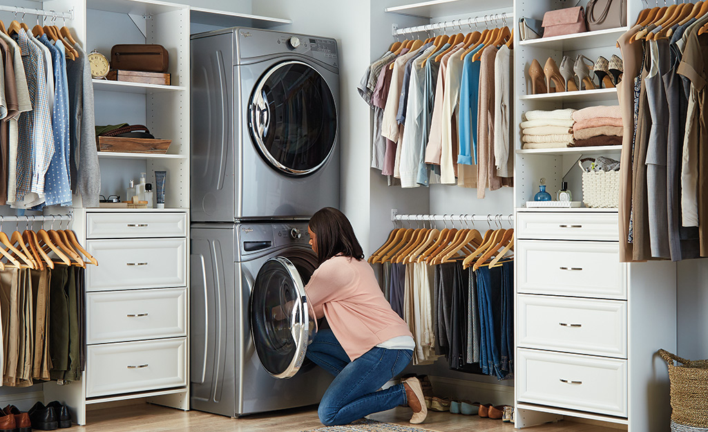 Best Washing Machine Stands And Kits For Your Laundry Room The Home Depot
