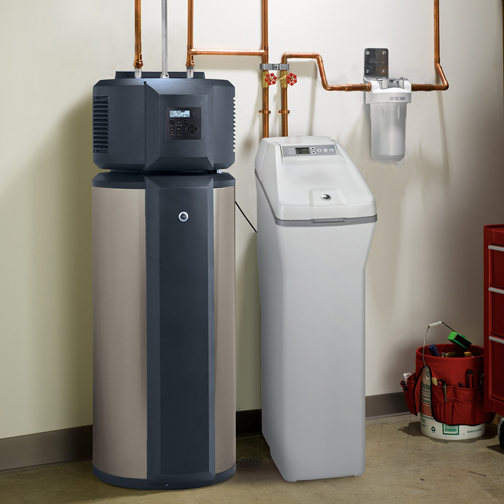 Types Of Water Softeners The Home Depot