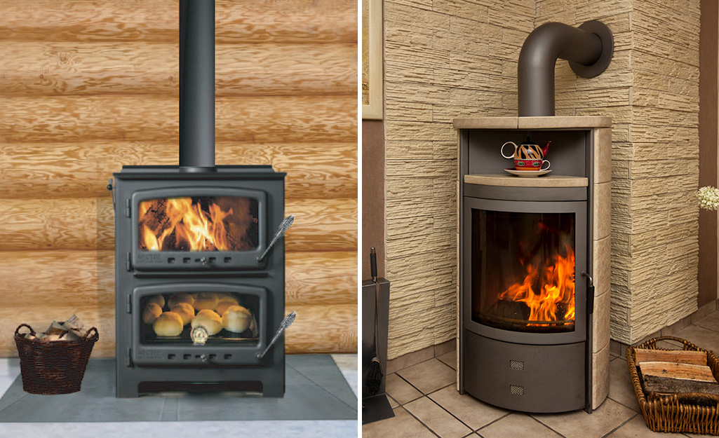 Best Wood Stoves For Heating Your Home, Best Energy Efficient Wood Fireplaces