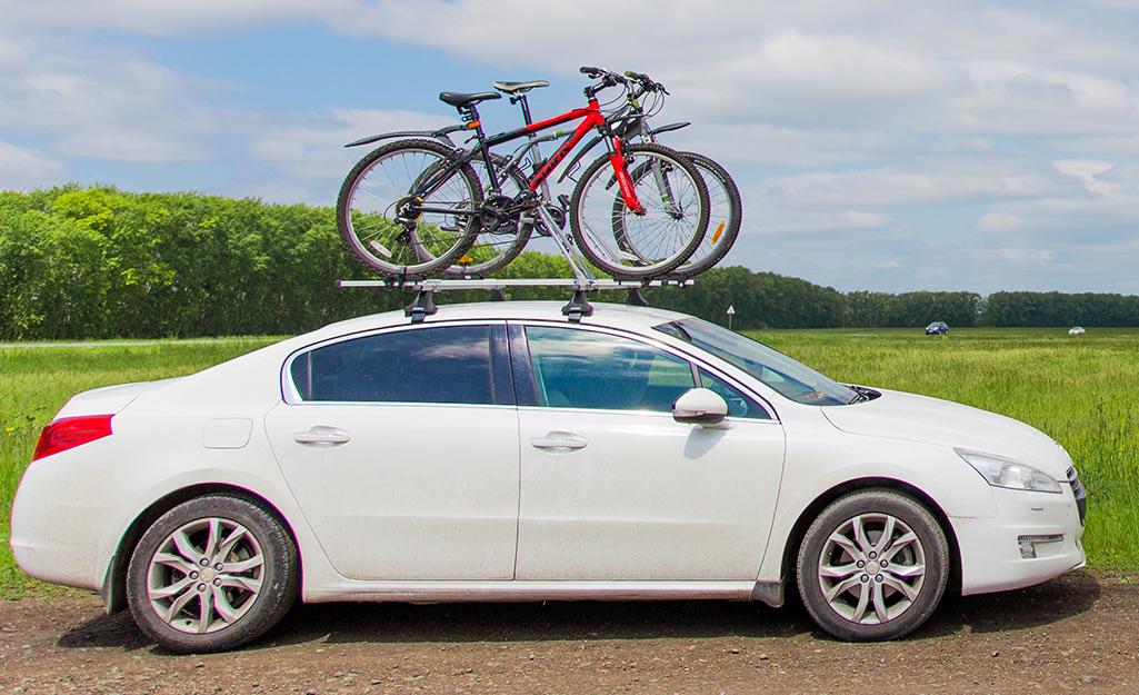Choosing A Bike Rack For A Car The Home Depot