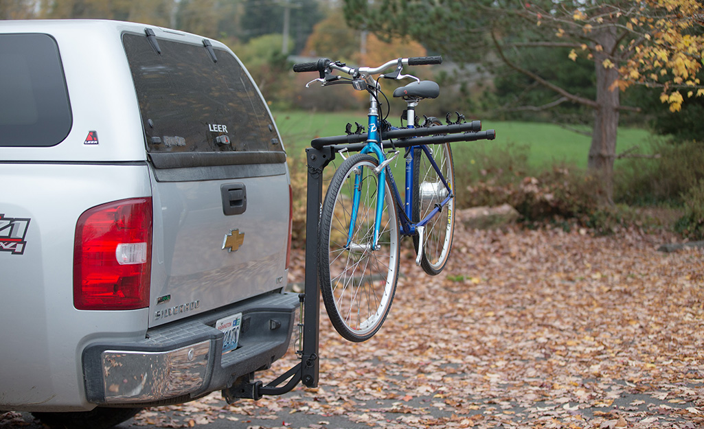 Bike Rack 2 Bicycle Hitch Mount Carrier Car Truck Auto 2 Bikes New SUV Rack
