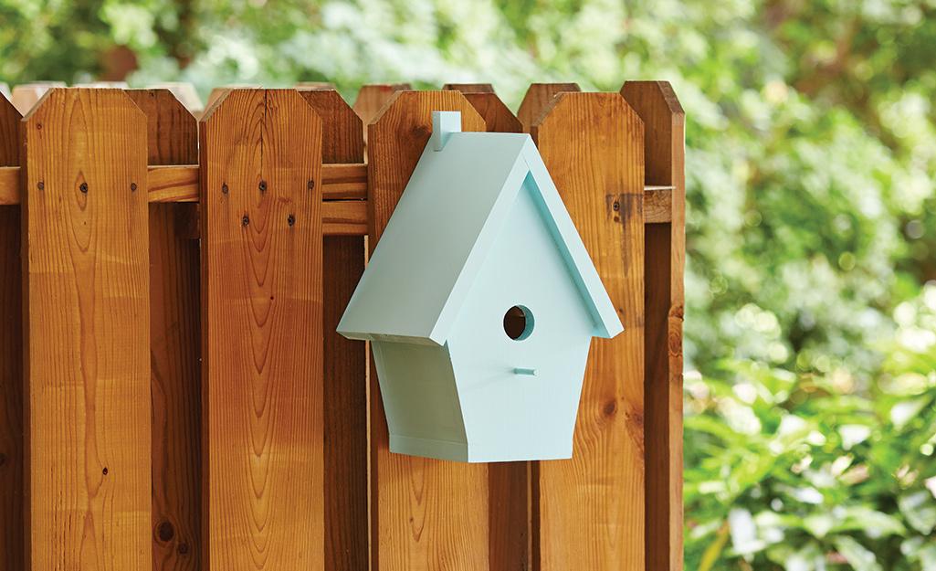 10 Birdhouse Ideas For Your Garden The Home Depot
