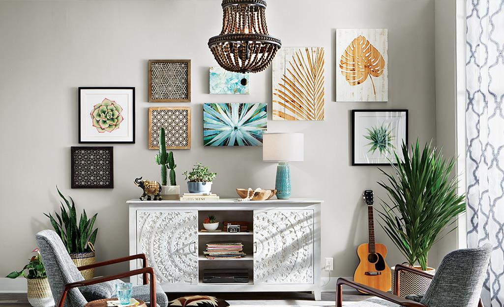 Boho Decor Ideas The Home Depot