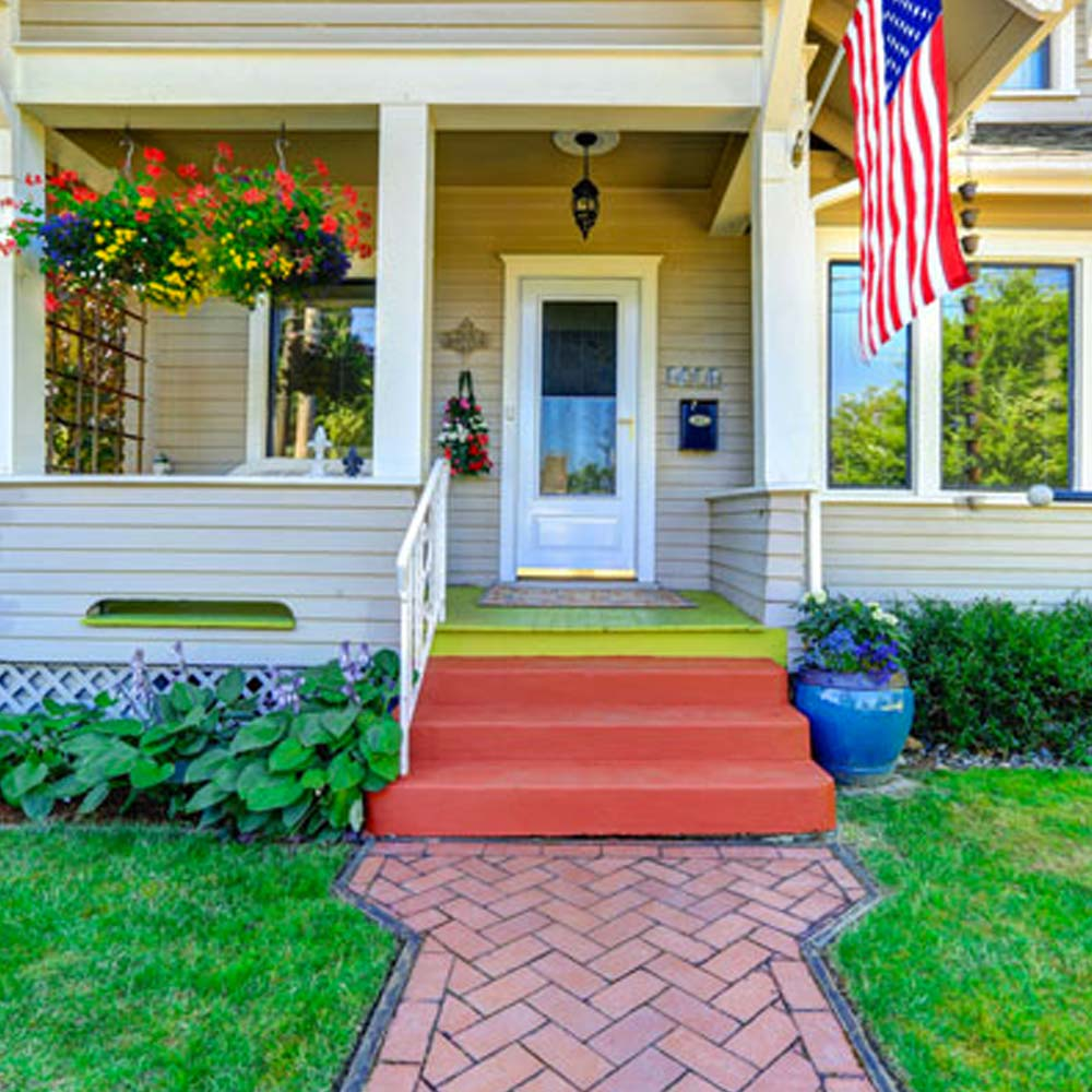 Diy Easy Front Yard Landscaping Ideas: Curb Appeal Landscaping Ideas
