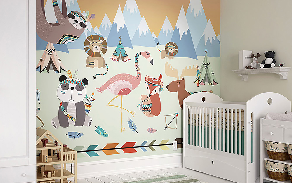 Boy Nursery Ideas - The Home Depot