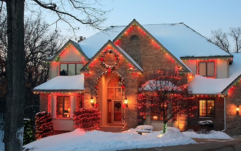 Buying Holiday Lights