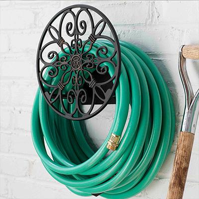Hose Reels Watering Irrigation, Garden Hose Hanger Home Depot