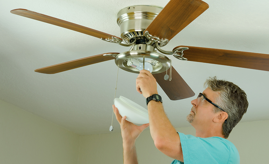 Ceiling Fan Light Troubleshooting The Home Depot