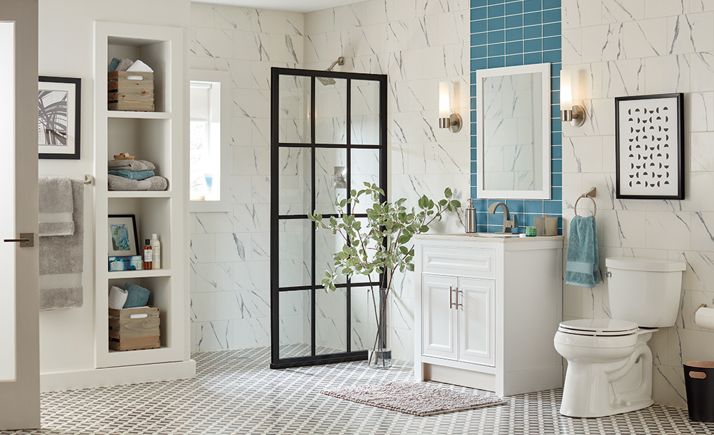 Porcelain Vs Ceramic Tiles The Home