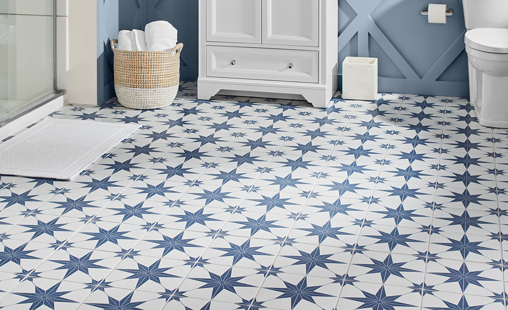 Porcelain Vs Ceramic Tiles The Home Depot