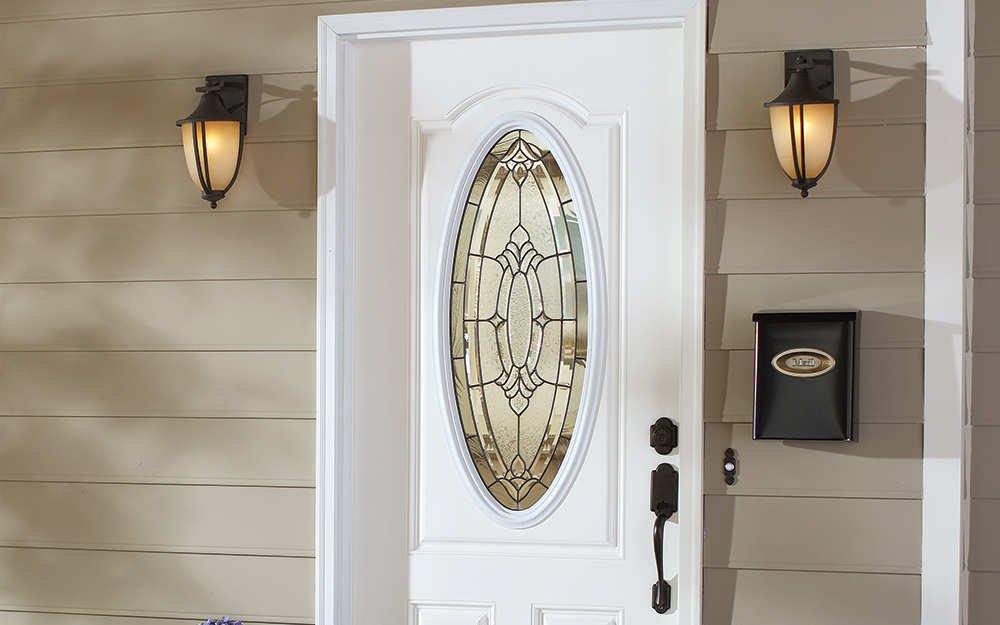 Size Outdoor Wall Lights, Outdoor Lights Above Front Door