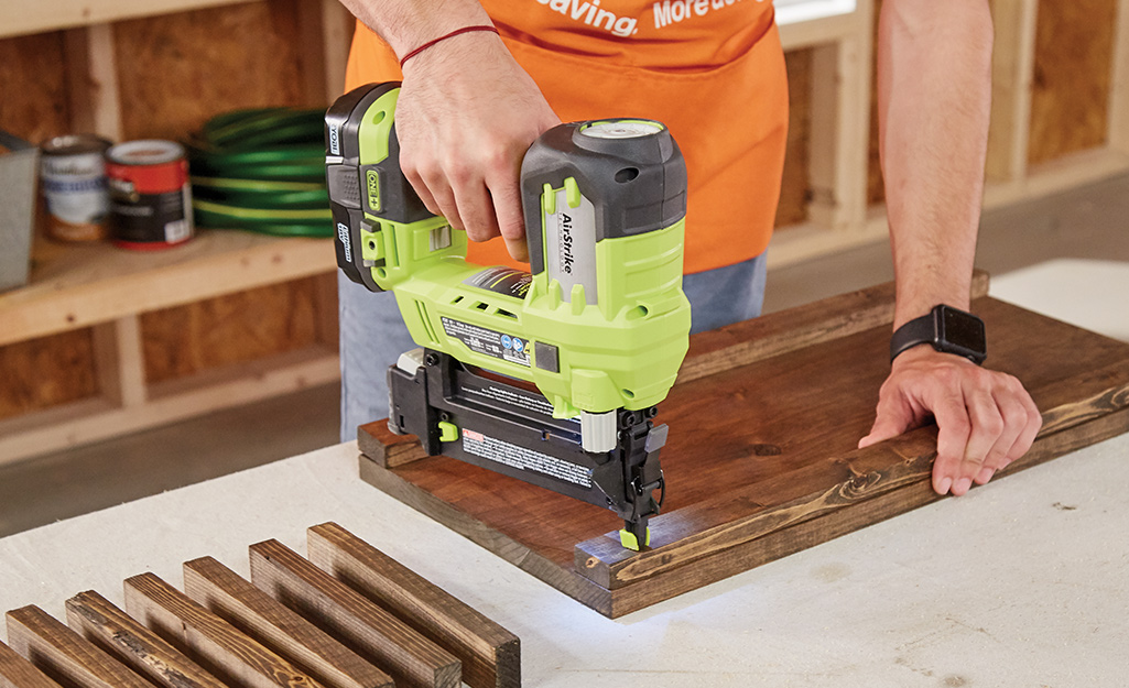 How To Build A Diy Christmas Tree Stand The Home Depot