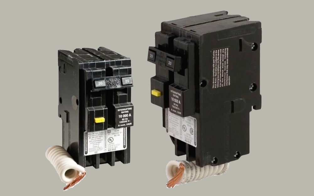 Types of Circuit Breakers - The Home Depot on