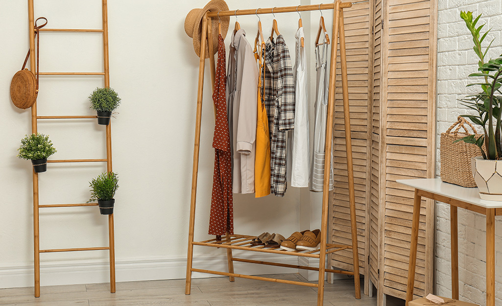 Clothing Rack Ideas The Home Depot
