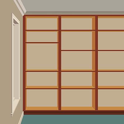 Enjoyable Diy Built In Shelves The Home Depot Interior Design Ideas Helimdqseriescom