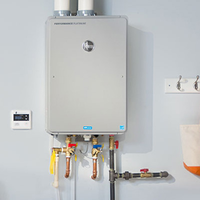 How Do Tankless Water Heaters Work The Home Depot