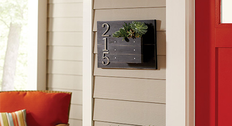 Hang the Planter, Decorate and Enjoy