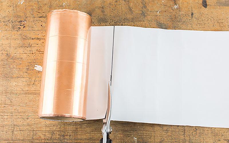 Cut Copper