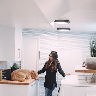 Creating a Timeless Laundry Space