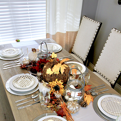 Creating the Perfect Tablescape for Friendsgiving