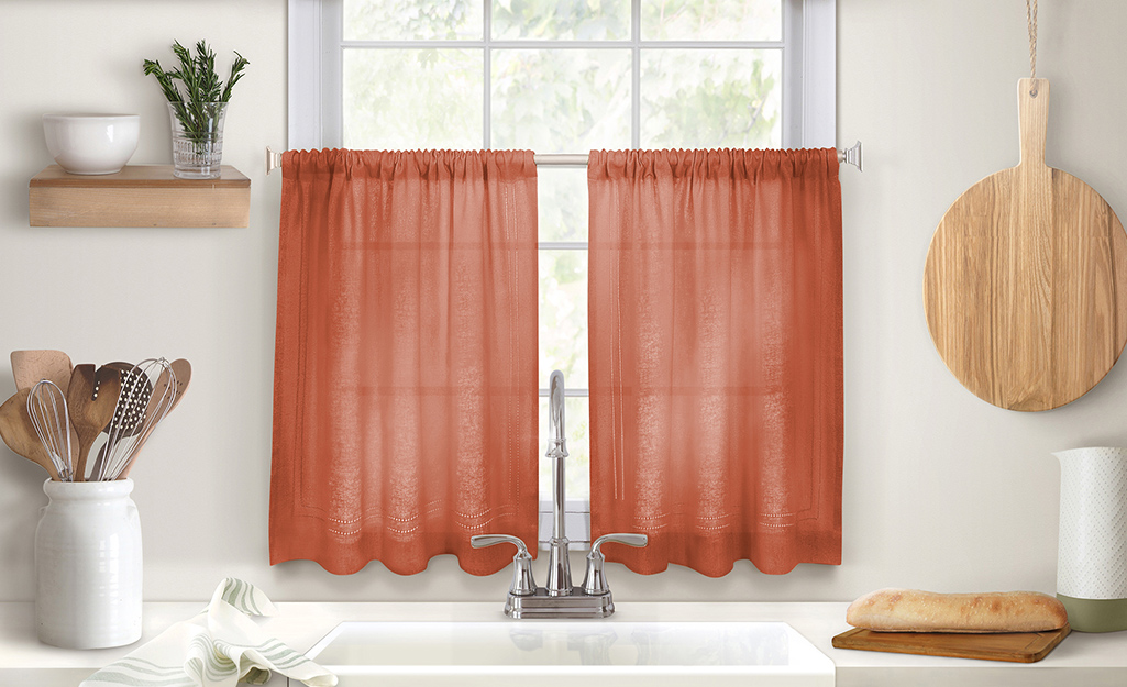 Curtain Ideas for Kitchen, Living Room, Bedroom and Bathroom ...