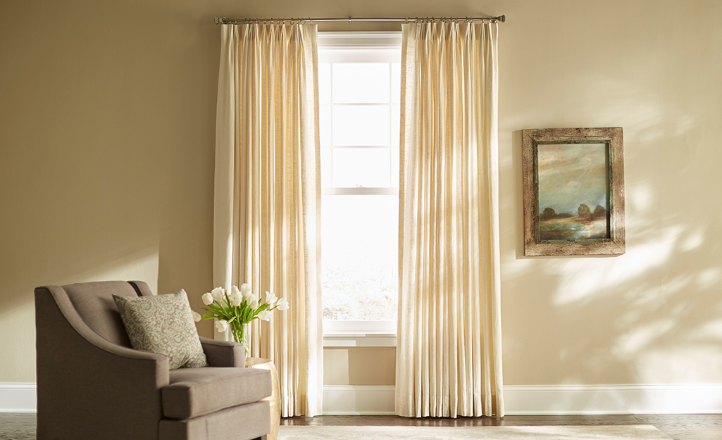 20 Curtain Ideas for Your Home - The Home Depot