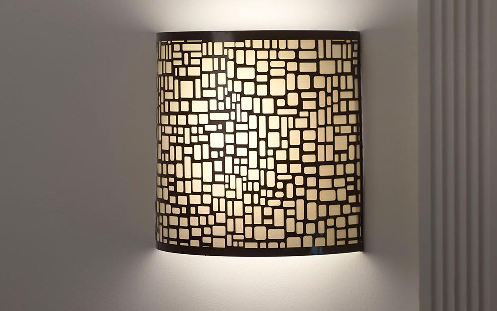 đèn treo tường hoạt động bằng pin